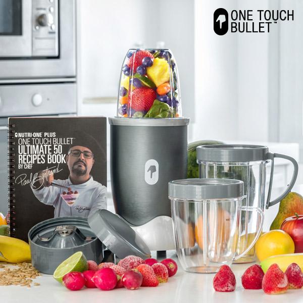Nutri-One Blender Plus Me Librin E Recetave